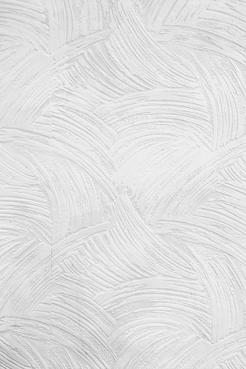 White stucco-looking pattern